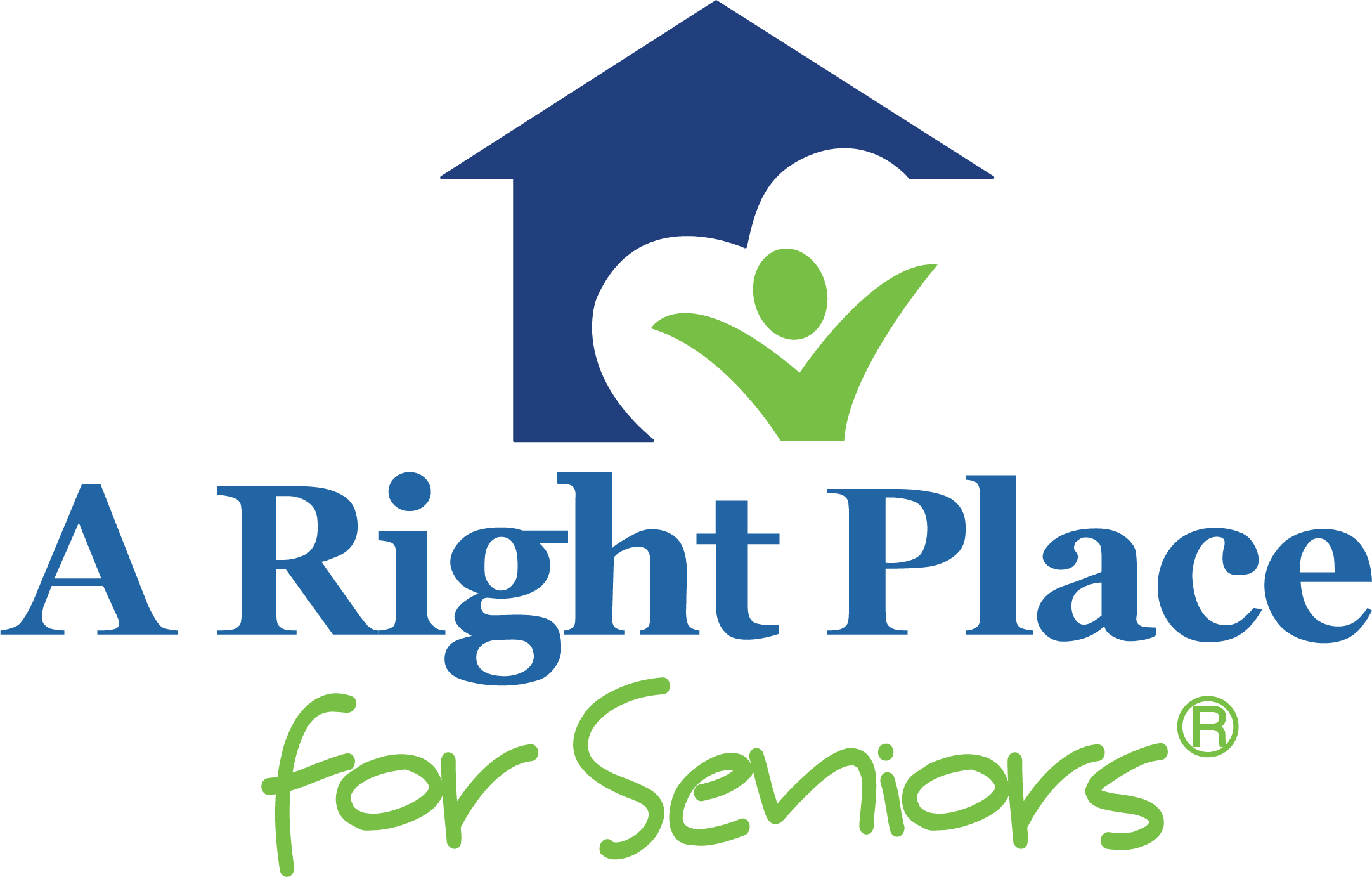 a right place for seniors logo