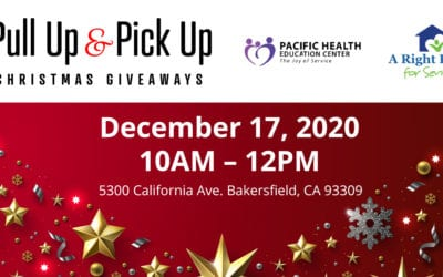 Pull Up & Pick Up 2020 Christmas Food Drive