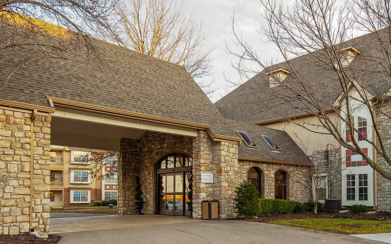 Brookdale Overland Park Senior Living Community