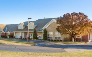 Brookdale Assisted Living Facility in Dodge City, Kansas
