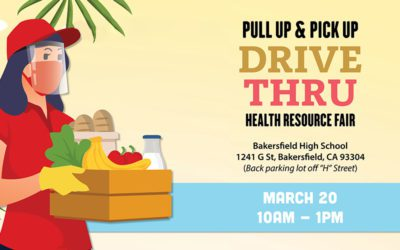 Pull Up & Pick Up March 20 Food Drive