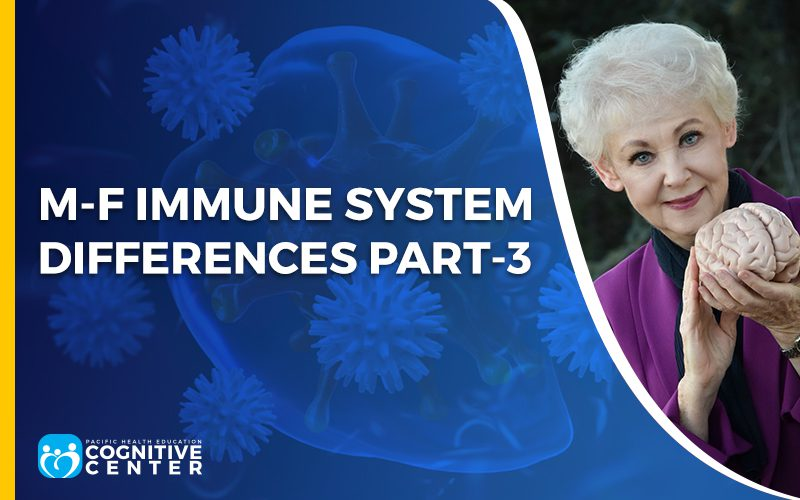 M-F Immune System Differences, 3